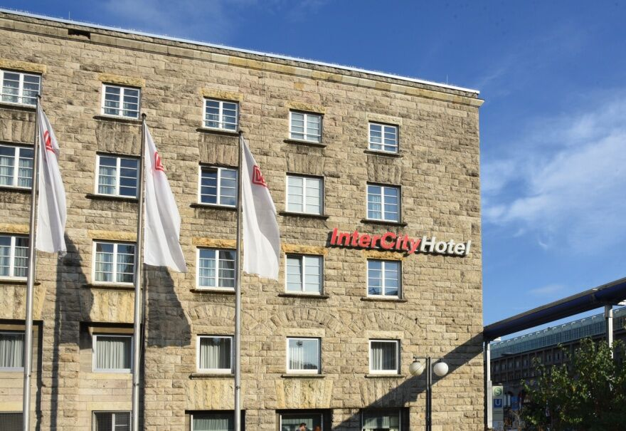 Intercityhotel Stuttgart